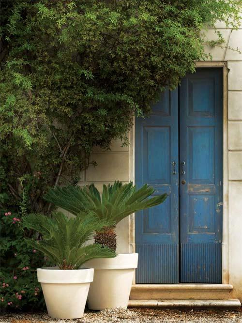 Vasi design esterno - Vasi colorati esterno ...