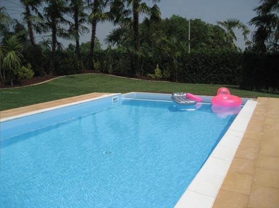 Vendita piscine - Piscine interrate